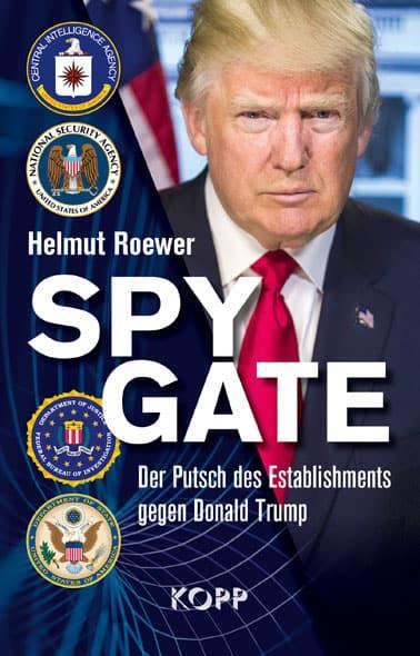 Helmut Roewer, Spygate